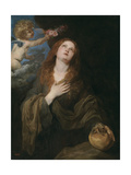 Saint Rosalia Giclee Print by Anthonis van Dyck
