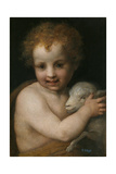 John the Baptist as Child Giclee Print by  Andrea del Sarto
