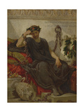 Damocles, 1867 Giclee Print by Thomas Couture