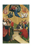 The Assumption of the Virgin Giclee Print by Johann Koerbecke