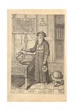 Johann Adam Schall Von Bell, 1667 Giclee Print by Athanasius Kircher