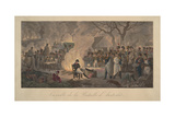 The Battle of Austerlitz on December 2, 1805 Giclee Print by François Pascal Simon Gérard