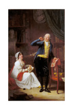 Jacques Delille and His Wife Giclee Print by Henri-Pierre Danloux