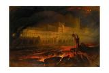 Pandemonium Giclee Print by John Martin