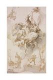 Apotheosis of Saint Stanislaus Giclee Print by Franz Anton Maulbertsch