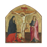 The Crucifixion Giclee Print by Agnolo Gaddi