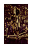 Procession of the Dead Giclee Print by José Solana