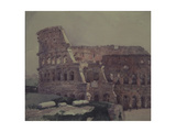 The Colosseum in Rome Giclee Print