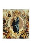 The Wildenstein Altarpiece Giclee Print