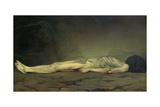 The Corpse Giclee Print by Felix Edouard Vallotton