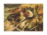 Siegfried's Death Giclee Print