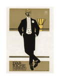 Bar Riche, 1907 Giclee Print by Hans Rudi Erdt