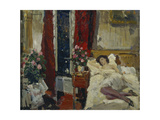 In the Room Giclee Print by Konstantin Alexeyevich Korovin