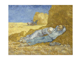 The Siesta (After Mille), 1890 Giclee Print by Vincent van Gogh