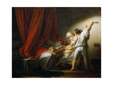 The Bolt (Le Verro) Giclee Print by Jean-Honoré Fragonard