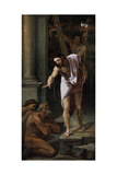 Christ in Limbo Wydruk giclee autor Sebastiano del Piombo