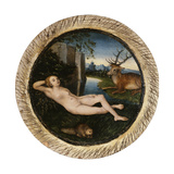 The Nymph of the Spring Giclee Print by Lucas Cranach the Elder