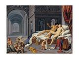 Venus and Mars Wydruk giclee autor Carlo Saraceni