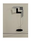 Proun Giclee-trykk av El Lissitzky