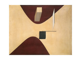 Proun P23, No. 6 Giclee Print by El Lissitzky
