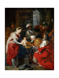 The Adoration of the Magi Giclee Print by Pieter Paul Rubens