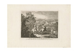 The Battle of Cahul, 1770 Giclee Print by Daniel Nikolaus Chodowiecki