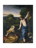 Noli Me Tangere Giclee Print by  Correggio