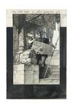 Sigfried and Kriemhild Giclee Print by Franz Ritter von Stuck