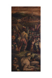 Capture of Vicopisano, 1563-1565 Giclee Print by Giorgio Vasari