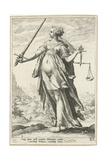 Fairness (Justic) Giclee Print by Hendrick Goltzius