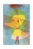 Small Garden Ghost Giclée-Druck von Paul Klee