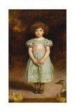 Ducklings Giclee Print by John Everett Millais