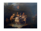The Demons Giclee Print by David Ryckaert