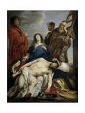 Pietà Giclee Print by Jacob Jordaens