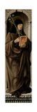 Saint Clare Giclee Print by Francesco del Cossa