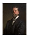Self-Portrait Giclee Print by John Singer Sargent