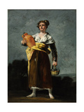 The Water Carrier (La Aguador) Giclee Print by Francisco de Goya