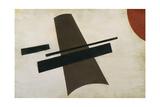 Suprematismo Impressão giclée por Ivan Vassilyevich Klyun