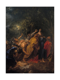 The Capture of Christ Giclee Print by Anthonis van Dyck