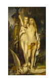 Jason and Medea Giclee Print by Gustave Moreau
