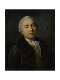 Portrait of Count Valentin Platonovich Musin-Pushkin (1735-180) Giclée-tryk af Pietro Antonio Rotari