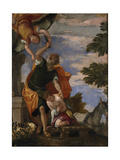 The Sacrifice of Isaac Giclee Print by Paolo Veronese