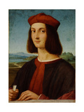 Portrait of Pietro Bembo Giclee Print by  Raphael