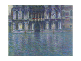 Palazzo Contarini Giclee Print by Claude Monet