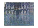Palazzo Contarini Giclee Print by Claude Monet