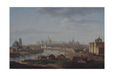 View of Moscow Giclee Print by Maxim Nikiphorovich Vorobyev
