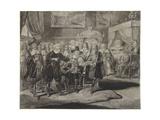 The Circumcision Giclee Print by Romeyn De Hooghe
