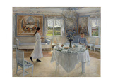 A Name Day Giclee Print by Fanny Brate