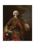 Charles III of Spain Giclee Print by Giuseppe Bonito