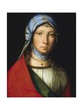 Gypsy Girl Giclee Print by Boccaccio Boccaccino